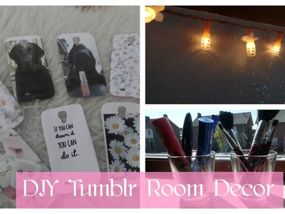 DIY Tumblr Room Decor - collab | DIY Inspiration
