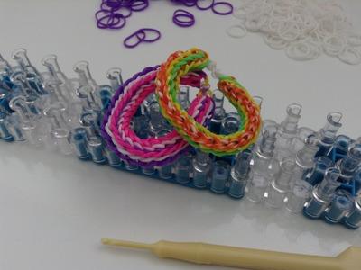 Rainbow Loom Nederlands - Zig-Zag Armband