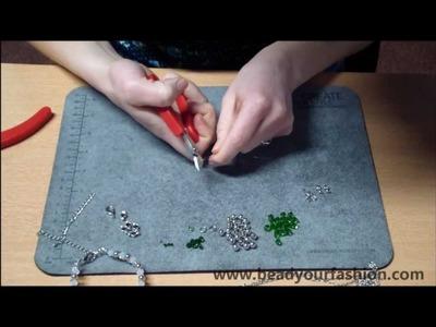 Sieraden maken - DIY Project 8: Een sieraden setje maken