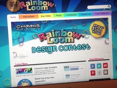 Rainbow Loom Nederlands, Giveaway: RBL-bestelling uit Amerika! GESLOTEN