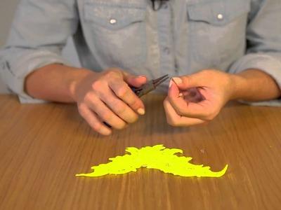 Belmodo - DIY: Fluo ketting