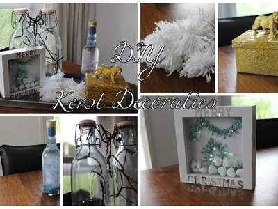DIY kerst decoraties - DAILY X-MAS