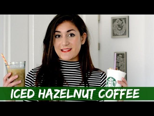 hazelnut macchiato how to make
