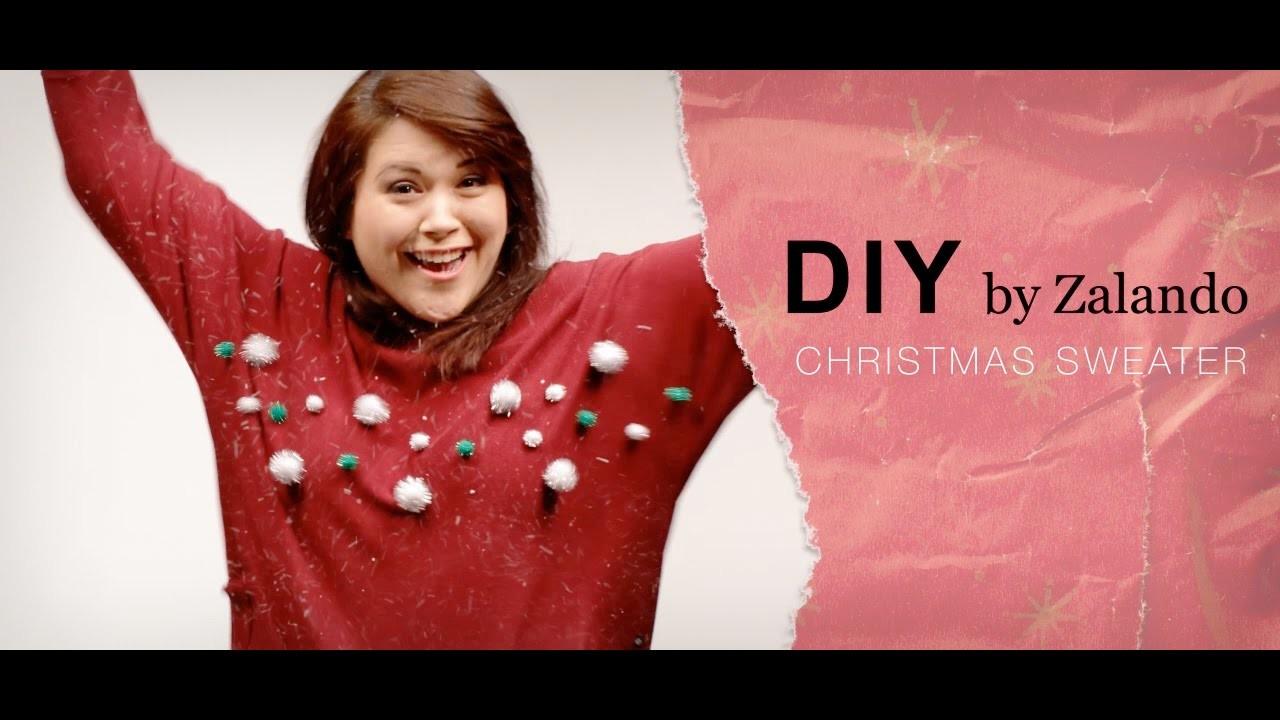 DIY I Fashion I Maak jouw eigen kersttrui I Zalando