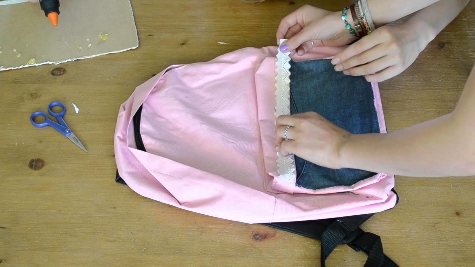 DIY: Pimp Up Your Bag | Britta