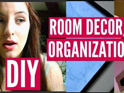 DIY Room Decor.Organization