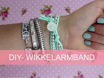 DIY: wikkelarmband | Girlscene