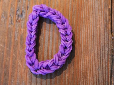 Rainbow Loom Nederlands, letter D