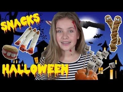 DIY Halloween Snacks