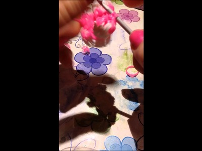 2D loom Flower. 2D  loom Bloem - Nederlands gesproken