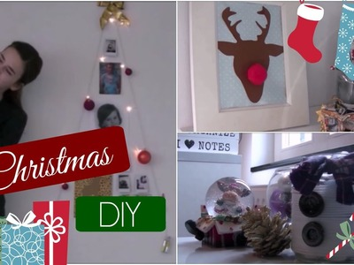 Christmas roomdecor DIY!!