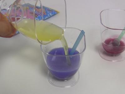 Henshin Awa Jelly  Kracie ~ 変身あわゼリー DIY Candy