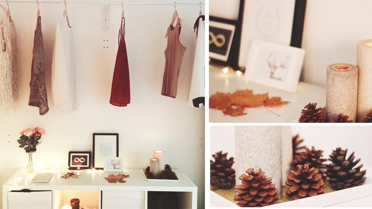 Kamer najaar makeover diys jiami my crafts and diy projects - Kamer decoratie ideeen ...