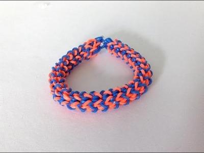 Rainbow loom Nederlands, Arabian armband