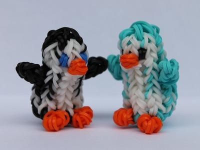 Rainbow Loom Nederlands, 3d baby pinguïn