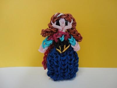 Rainbow Loom Nederlands, Anna, deel 1