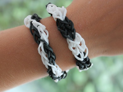 Rainbow Loom Nederlands, Honeycomb, armband