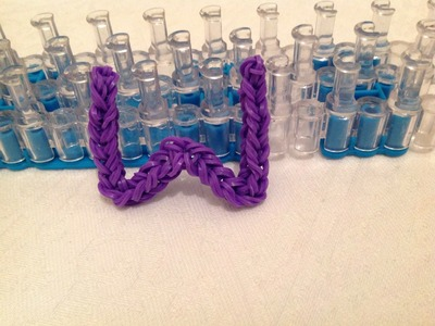 Rainbow Loom Nederlands, letter W