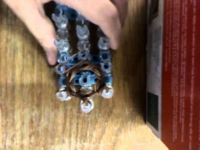Rainbow loom pokemon Diglett