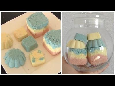 ❤ DIY ❤ Bruisballen en bath fizzies maken ❤