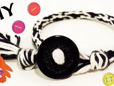 Nederlands DIY Friendship Bracelets - armbandje vlechten met garen of bollen wol