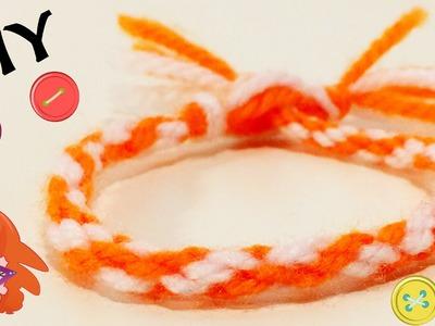 DIY Friendship Bracelets - Zelf voetbalarmbandjes maken met touw