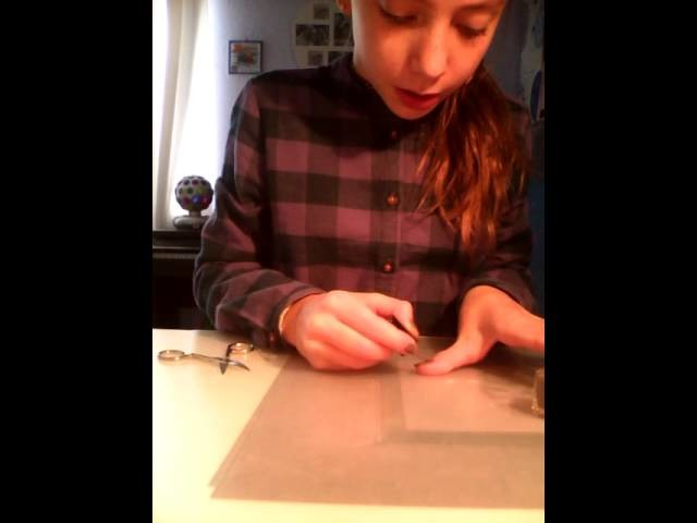 Diy: fake nails maken,Nederlands.