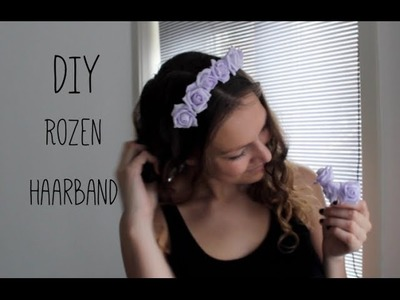 DIY rozen haarband | You do need more