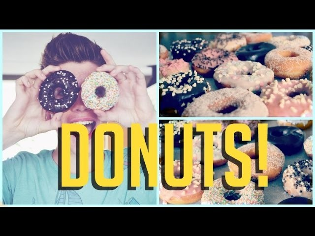 Donuts maken!