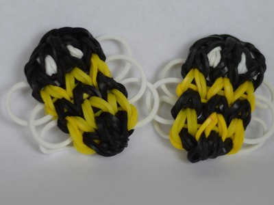 Rainbow loom Nederlands, Bumble bee
