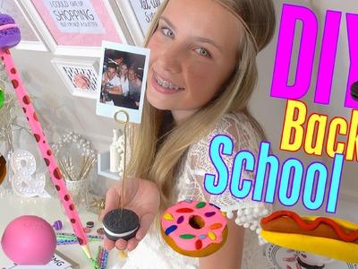 DIY Back To School