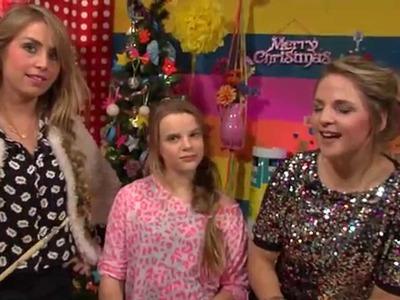 KnutselTV - kerstballen knutselen
