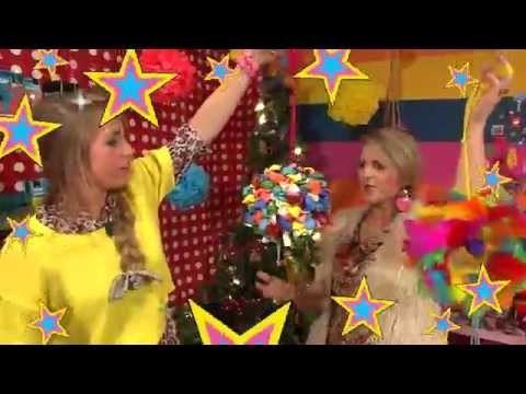 KnutselTV - promo ballonnenbal en verenkrans knutselen
