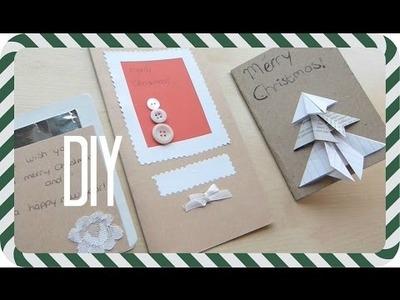 DIY Kerst kaartjes! - ☆Kerstspecials☆