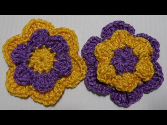 Dubbele bloem