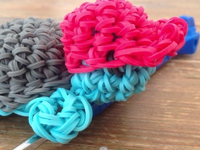 Rainbow Loom Nederlands, hook only petje voor schildpadje