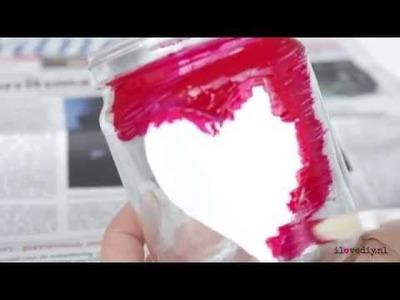 DIY Decoratie: Drie lastminute DIY-Valentijsbudgettips!