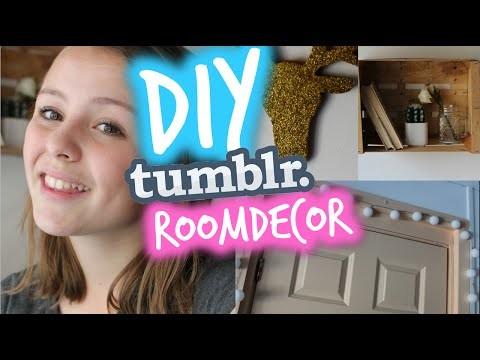 DIY Room Decor Tumblr Inspired