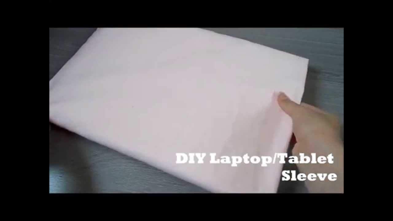 [Easy] DIY || Laptop.Tablet sleeve