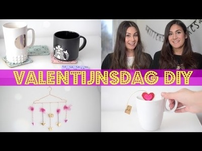 4x DIY Valentijnsdag Cadeaus