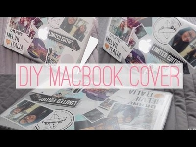 DIY MACBOOK COVER