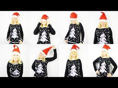 DIY Foute Kersttrui - DIY Christmas Jumper | Dazzling Beauty