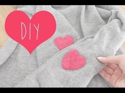 DIY: Een sweater opleuken!