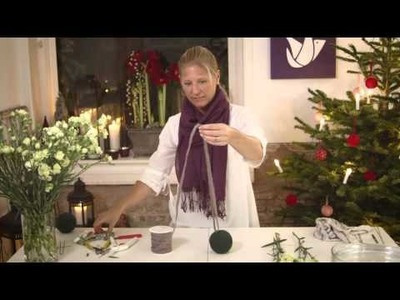 EUROFLORIST DIY - Kerstballen