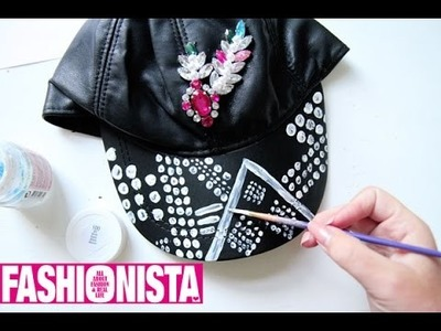 Fashionista DIY - Rhinestone Pet