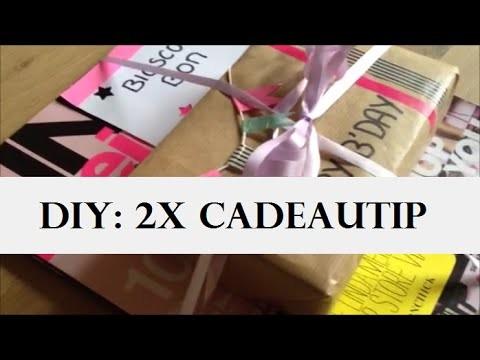 DIY: 2x last minute cadeautip | lovelifebeautynl