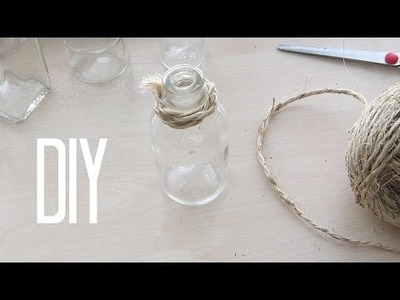 DIY Glaasjes!