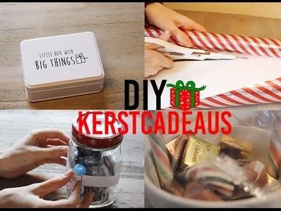 DIY KERSTCADEAUS (EASY) | ONDER DE €10 | LENETTE HERMSEN