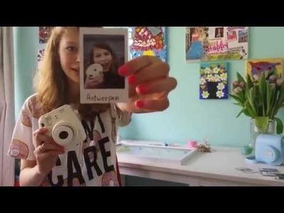 DIY 'Polaroid foto's op een leuke manier ophangen'