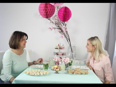 High tea voor moederdag DIY - Life of Yvonne